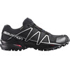Salomon M's Speedcross 4 GTX Shoes Black/Black/Silver Metallic-X